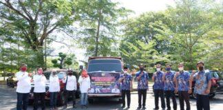 Pemkab Gowa kembali mwngirimkan sejumlah bantuan ke Kabupaten Luwu Utara pasca diterjang banjir bandang. (Foto: berita.news/ist).