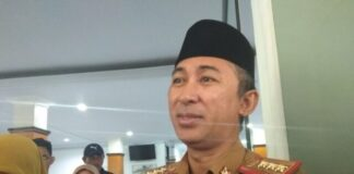 Sekretaris Daerah Kabupaten Gowa, Muchlis. (Foto: berita.news/Putri).