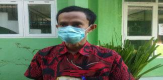 Tim Gugus Tugas Percepatan Penanganan Covid-19 Kabupaten Gowa, dr Gaffar. (Foto: berita.news/Putri).