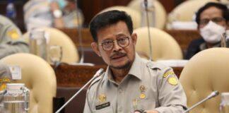 Menteri Pertanian RI, Syahrul Yasin lompo