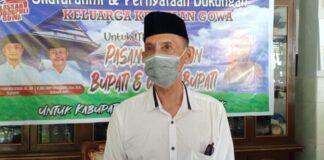 Raja Gowa, Andi Kumala Idjo Karaeng Lembang Parang. (Foto: berita.news/Putri)