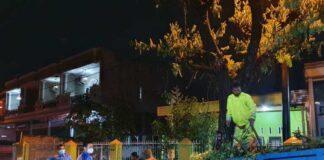 Dinas Lingkungan Hidup (DLH) Gowa bergerak cepat dengan menyiapkan posko pengaduan bencana. (Foto: berita.news/Putri)