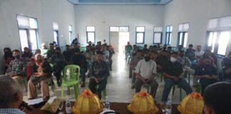 Kegiatan Sosialisasi Penggunaan pupuk bersubsudi di Kecamatan Tombolopao dan Tinggimoncong. (Foto: berita.news/Putri).