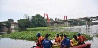 Peringatan 4 Tahun berdirinya Sekolah Sungai Jeneberang. (Foto: berita.news/Putri).