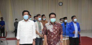 Musyawarah Pimpinan Daerah (Muspimda) Pergerakan Mahasiswa Islam Indonesia (PMII) Sulawesi Selatan. (Foto: berita.news/Putri).