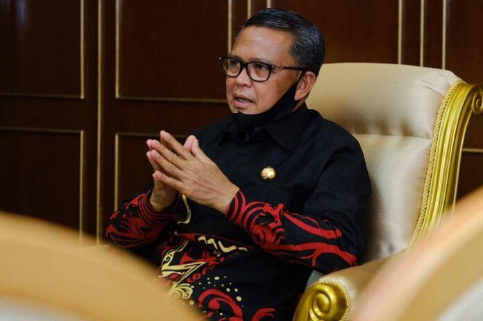 Gubernur Sulsel Nurdin Abdullah (NA). (Dok. Pemprov)