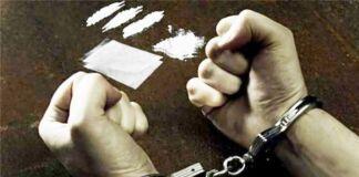 ilustrasi kasus narkoba. (Int)
