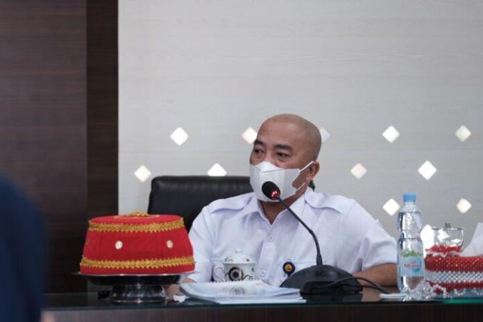 Kepala BBWS Pompengan Jeneberang, Adenan Rasyid. (Foto: berita.news/Putri).