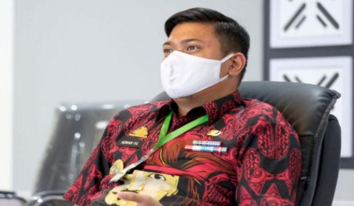 Bupati Gowa, Adnan Puricha. (Foto: berita.news/Putri)