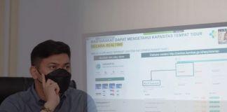 Bupati Gowa, Adnan Purichta Ichsan. (Foto:berita.news/Putri).