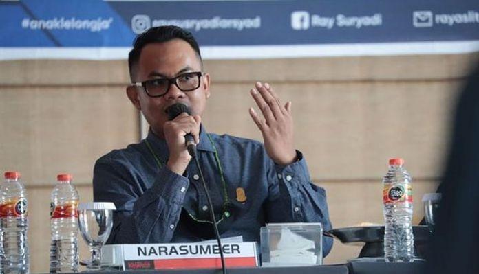 Anggota DPRD Kota Makassar, H. Ray Suryadi Arsyad S.IP (F-Demokrat)