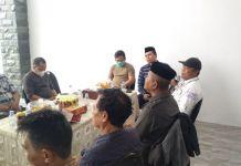 Pertemuan warga Gowa di rumah aspirasi partai Gerindra Gowa. (Foto: Ist).