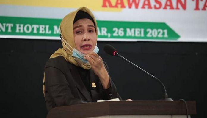 Legislator DPRD Makassar, Hj. Muliati (F-PPP)