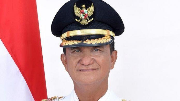 Wakil Bupati Sangihe, Helmut Hontong (Foto: Dok. Pemkab Sangihe)